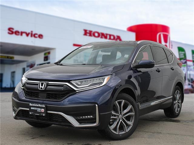 2021 Honda CR-V Touring (Stk: 21-070) in Vernon - Image 1 of 14