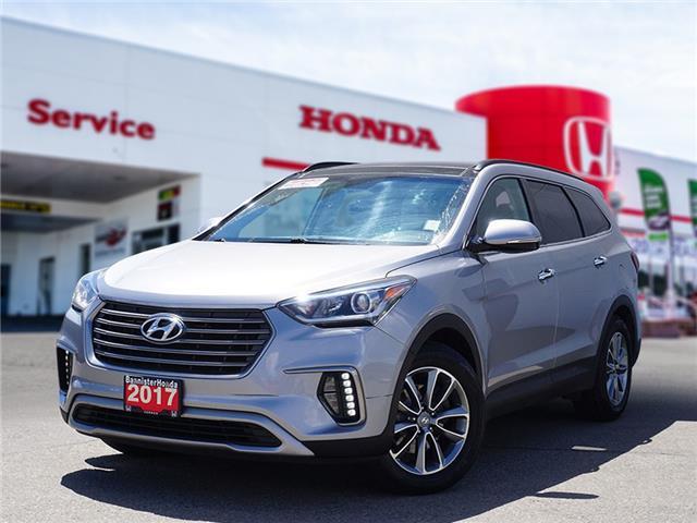 2017 Hyundai Santa Fe XL  (Stk: P21-136) in Vernon - Image 1 of 19