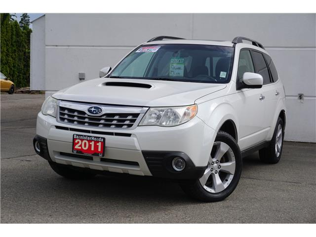2011 Subaru Forester 2.5 XT Limited (Stk: L21-127A) in Vernon - Image 1 of 11