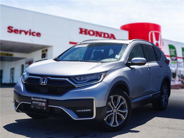 2021 Honda CR-V Touring (Stk: 21-120) in Vernon - Image 1 of 14