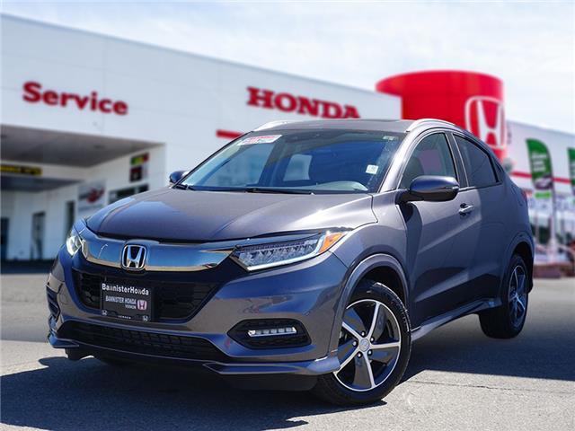 2021 Honda HR-V Touring (Stk: 21-131) in Vernon - Image 1 of 6