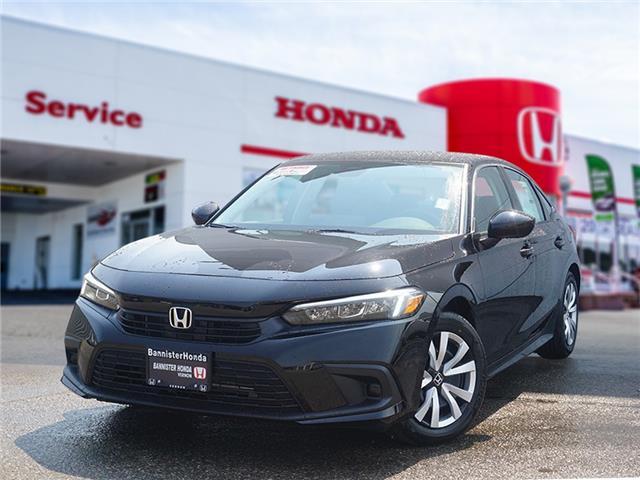 2022 Honda Civic Sedan LX (Stk: 22-004) in Vernon - Image 1 of 14