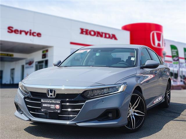 2021 Honda Accord Touring 1.5T (Stk: 21-118) in Vernon - Image 1 of 16
