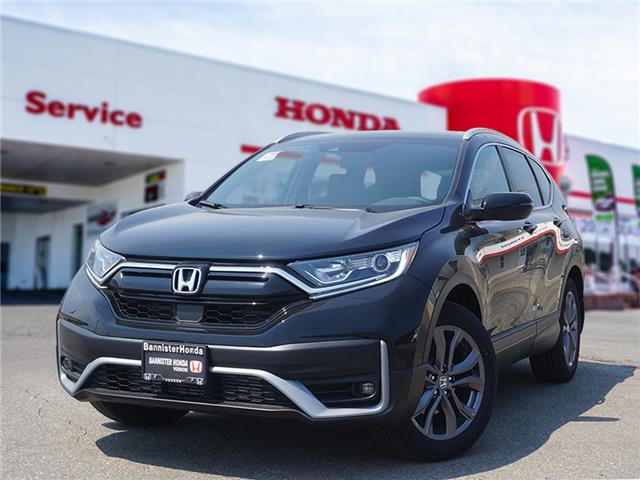 2021 Honda CR-V Sport (Stk: 21-133) in Vernon - Image 1 of 15