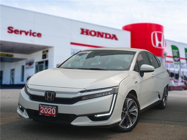 2020 Honda Clarity Plug-In Hybrid Touring (Stk: 20-107) in Vernon - Image 1 of 17