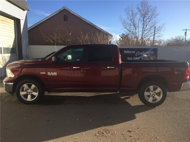 2017 RAM 1500 SLT (Stk: 11862) in Fort Macleod - Image 2 of 20