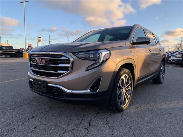 2018 GMC Terrain SLT (Stk: 705951) in Sarnia - Image 1 of 12