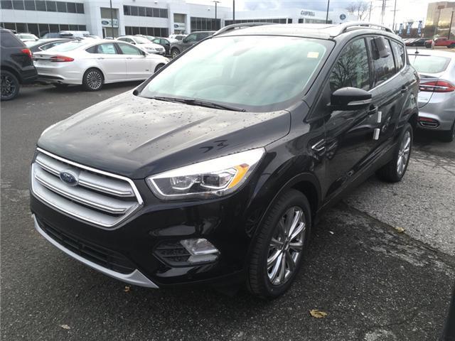 2018 Ford Escape Titanium (Stk: 1811750) in Ottawa - Image 1 of 1