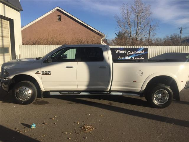 2014 RAM 3500 Laramie (Stk: 12015) in Fort Macleod - Image 2 of 27
