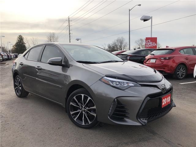 2018 Toyota Corolla SE (Stk: P2357) in Whitchurch-Stouffville - Image 1 of 15