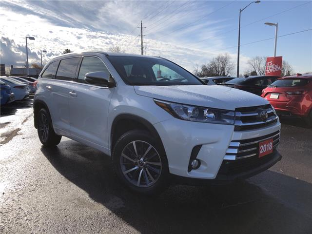 2018 Toyota Highlander XLE (Stk: P2361) in Whitchurch-Stouffville - Image 1 of 19