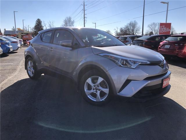 2019 Toyota C-HR Base (Stk: P2371) in Whitchurch-Stouffville - Image 1 of 15