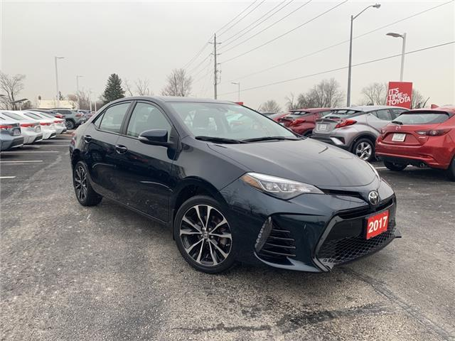 2017 Toyota Corolla SE (Stk: P2400) in Whitchurch-Stouffville - Image 1 of 16