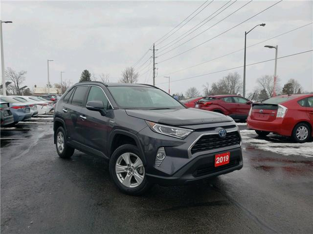 2019 Toyota RAV4 Hybrid XLE (Stk: P2422) in Whitchurch-Stouffville - Image 1 of 19