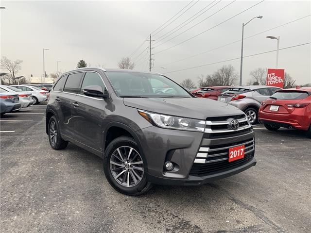 2017 Toyota Highlander XLE (Stk: P2386) in Whitchurch-Stouffville - Image 1 of 17