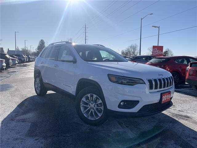 2019 Jeep Cherokee North (Stk: 210251AA) in Whitchurch-Stouffville - Image 1 of 17