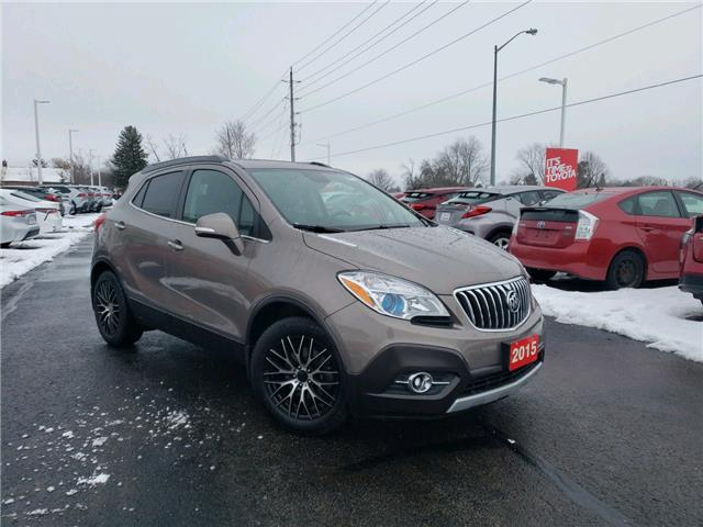 2015 Buick Encore Leather (Stk: P2412A) in Whitchurch-Stouffville - Image 1 of 16