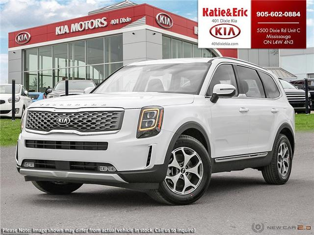 2021 Kia Telluride EX (Stk: TR21000) in Mississauga - Image 1 of 23