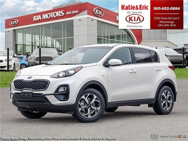 2021 Kia Sportage LX (Stk: ST21014) in Mississauga - Image 1 of 23