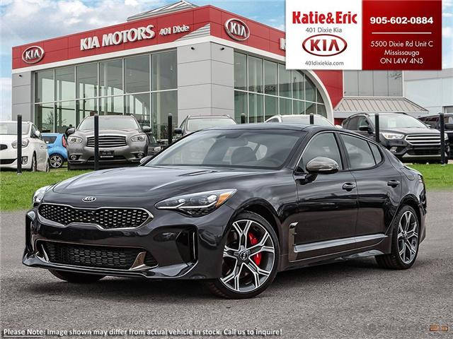 2021 Kia Stinger GT Limited w/Red Interior (Stk: SG21001) in Mississauga - Image 1 of 23