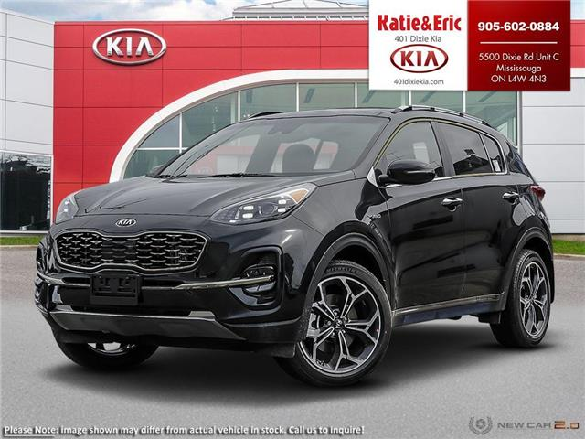 2021 Kia Sportage SX (Stk: ST21018) in Mississauga - Image 1 of 23