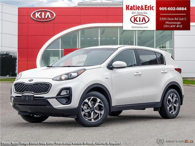 2021 Kia Sportage LX (Stk: ST21019) in Mississauga - Image 1 of 23