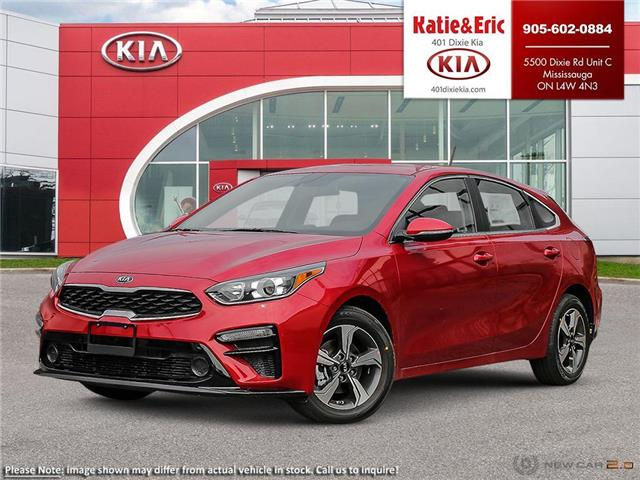 2021 Kia Forte5 EX (Stk: FO21010) in Mississauga - Image 1 of 23