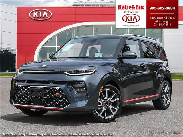 2021 Kia Soul GT-Line Limited (Stk: SL21019) in Mississauga - Image 1 of 23
