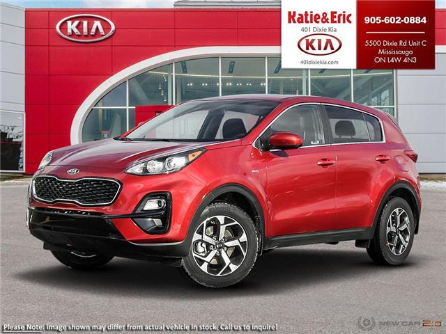 2021 Kia Sportage LX (Stk: ST21030) in Mississauga - Image 1 of 23