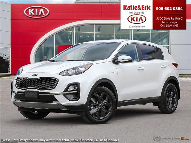 2021 Kia Sportage LX S (Stk: ST21022) in Mississauga - Image 1 of 23
