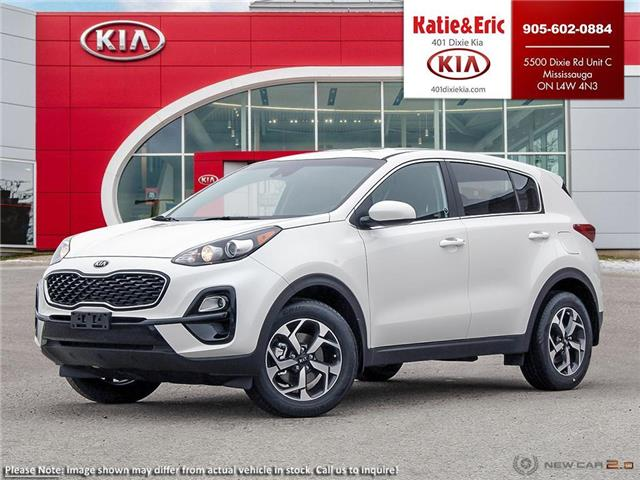 2021 Kia Sportage LX (Stk: ST21031) in Mississauga - Image 1 of 23