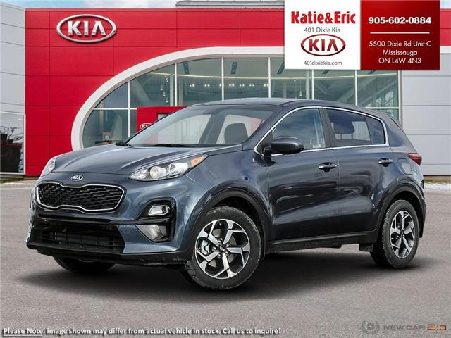 2021 Kia Sportage LX (Stk: ST21034) in Mississauga - Image 1 of 23