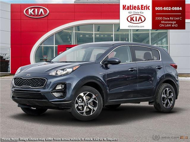 2021 Kia Sportage LX (Stk: ST21035) in Mississauga - Image 1 of 23