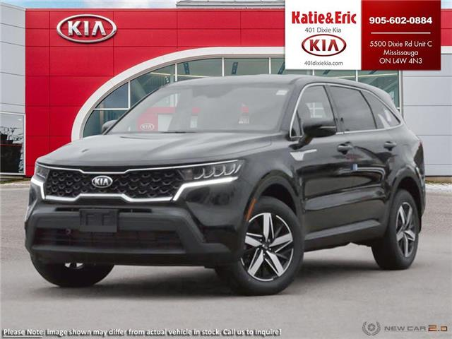 2021 Kia Sorento 2.5L LX Premium (Stk: SO21010) in Mississauga - Image 1 of 23