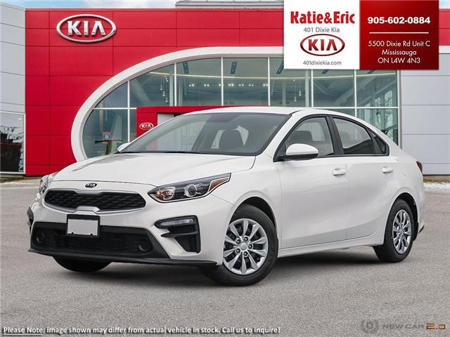 2021 Kia Forte LX (Stk: FO21016) in Mississauga - Image 1 of 21