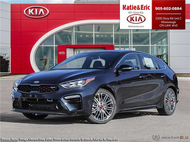 2021 Kia Forte5 GT (Stk: FO21017) in Mississauga - Image 1 of 23