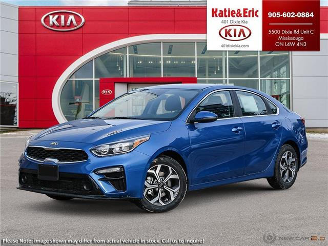 2021 Kia Forte EX (Stk: FO21019) in Mississauga - Image 1 of 23