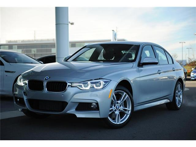 2018 BMW 330i xDrive Sedan (8D97) (Stk: 8U68143) in Brampton - Image 1 of 12