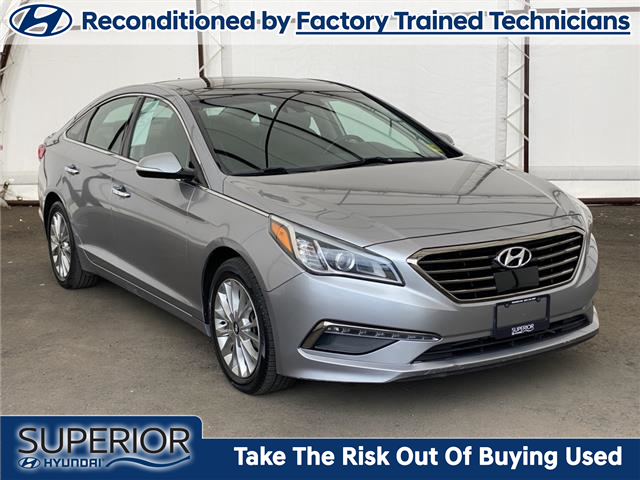 2015 Hyundai Sonata Limited (Stk: 17139A) in Thunder Bay - Image 1 of 18