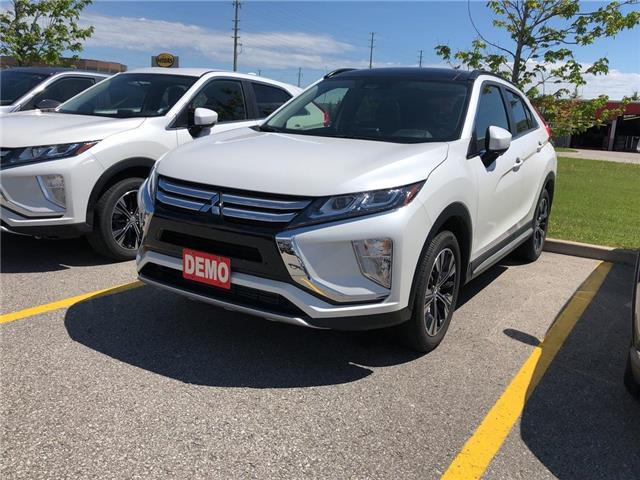 2019 Mitsubishi Eclipse Cross GT (Stk: K0012) in Barrie - Image 1 of 5
