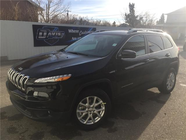 2018 Jeep Cherokee North (Stk: 11651) in Fort Macleod - Image 1 of 19
