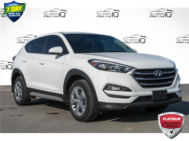 2018 Hyundai Tucson Base 2.0L (Stk: 44092AU) in Innisfil - Image 1 of 26
