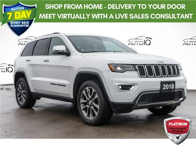 2018 Jeep Grand Cherokee Limited (Stk: 10765U) in Innisfil - Image 1 of 29