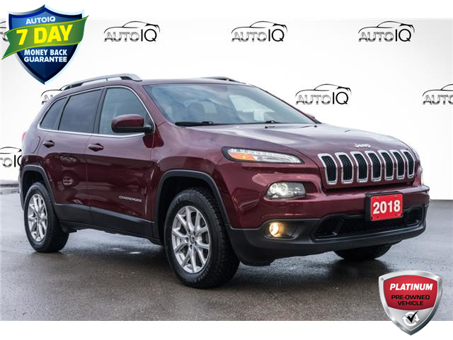 2018 Jeep Cherokee North (Stk: 44228AU) in Innisfil - Image 1 of 23