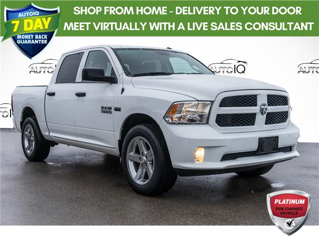 2018 RAM 1500 ST (Stk: 44237AU) in Innisfil - Image 1 of 25