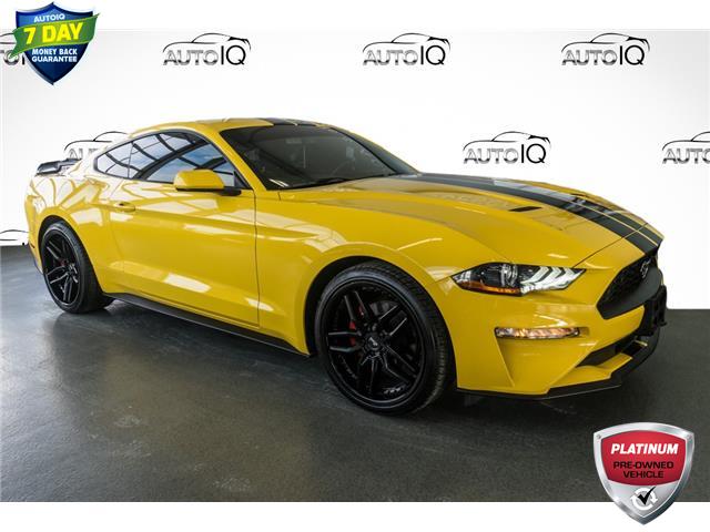 2018 Ford Mustang EcoBoost (Stk: 44361BU) in Innisfil - Image 1 of 27