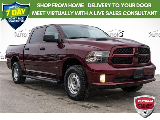 2019 RAM 1500 Classic ST (Stk: 44077AUX) in Innisfil - Image 1 of 23