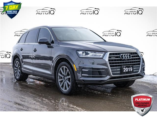 2019 Audi Q7 55 Progressiv (Stk: 44479AU) in Innisfil - Image 1 of 30