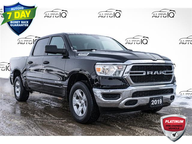 2019 RAM 1500 Tradesman (Stk: 10772U) in Innisfil - Image 1 of 23
