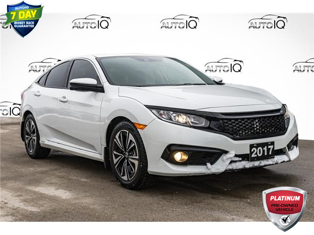 2017 Honda Civic EX-T (Stk: 10779AU) in Innisfil - Image 1 of 29